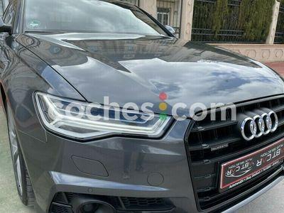 usado Audi A6 Avant 3.0tdi Black Line Ed. Q. S-t 200kw 272 cv en Albacete