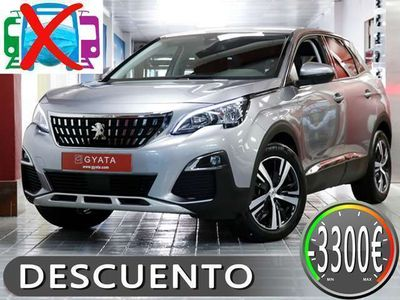 usado Peugeot 3008 1.2 PureTech Allure S&S 130CV