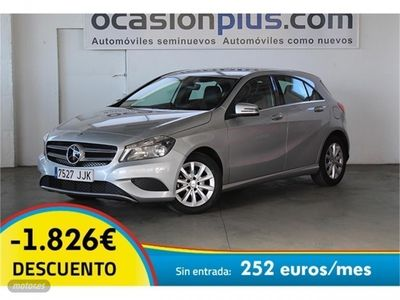 second-hand Mercedes A180 Clase ACDI BlueEFFICIENCY Style