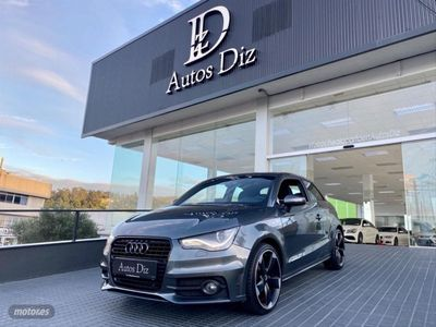 usado Audi A1 1.6 TDI 90cv S tronic Adrenalin