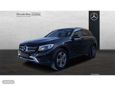 usado Mercedes E250 Clase GLC GLC d 4Matic Aut.
