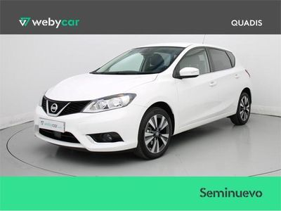 used Nissan Pulsar 1.5 dCi N-Connecta