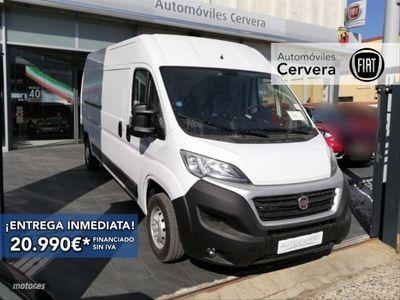 usado Fiat Ducato 35 L3 H2 2.3 1 118 kW Euro 6dtemp