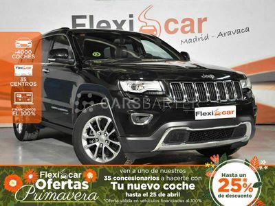usado Jeep Grand Cherokee 3.0 V6 Diesel Limited 250 CV 5p
