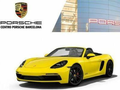 usado Porsche Boxster GTS PDK