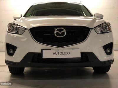 brugt Mazda CX-5 2.2 110kW DE 2WD AT Style Navi