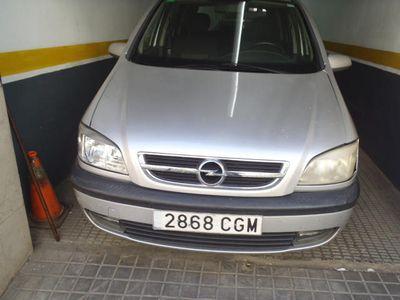 used Opel Zafira 2.2Dti 16v Design Edition