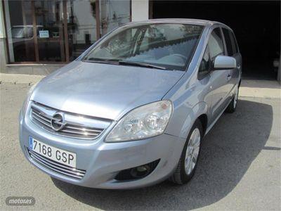 used Opel Zafira 1.7 CDTi 125 CV Cosmo