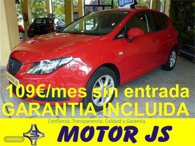 usado Seat Ibiza 1.6 TDI 90cv Style DPF