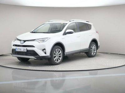 usado Toyota RAV4 2.5l Hybrid 4wd Executive
