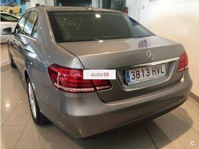 usado Mercedes E250 Clase ECDI 4MATIC