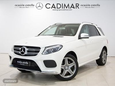 usado Mercedes GLE350 d 4M
