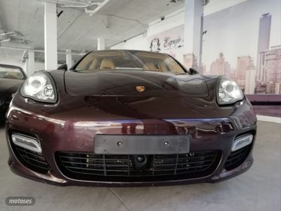 usado Porsche Panamera Turbo 4.8
