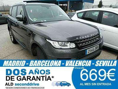 usado Land Rover Range Rover Sport 3.0 TDV6 SE 190kW (258CV)