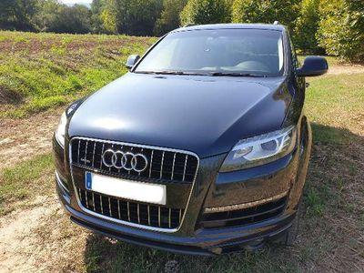 usado Audi Q7 3.0TDI Advance 204 Tiptronic