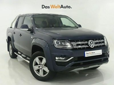 usado VW Amarok 3.0TDI Premium 4M Aut. 190kW