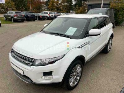 usado Land Rover Range Rover evoque 2.2l Td4 Prestige 4x4 150 cv en Sevilla