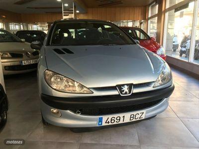 usado Peugeot 206 2.0 HDI Play Station 2