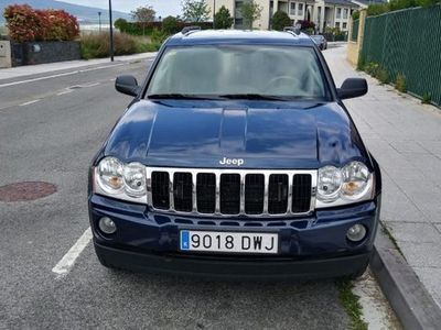 used Jeep Grand Cherokee 3.0CRD Limited Aut.