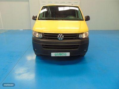usado VW Transporter Furgon PRO Corto TN 2.0 TDI BMT 84CV