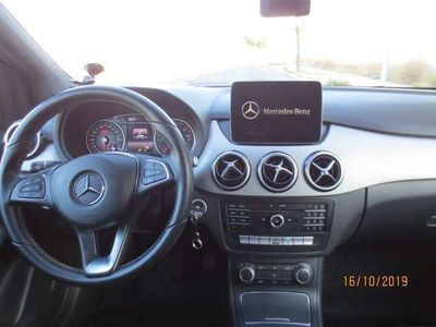 usado Mercedes B200 d 4MATIC 7G-DCT