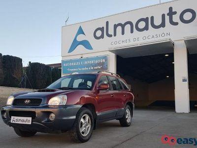 usado Hyundai Santa Fe 2.0 crdi td 4wd gl plus diesel
