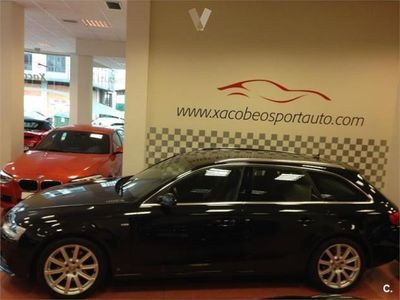 usado Audi A4 Avant 2.0 Tdi 177cv Multitronic 5p. -12