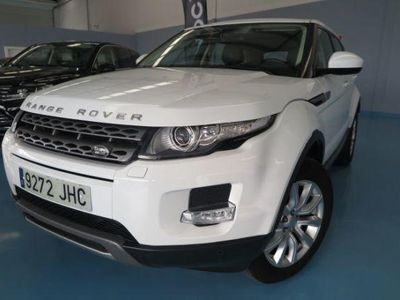 usado Land Rover Range Rover evoque 2.2L TD4 Pure Tech 4x4 Aut.
