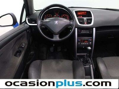 usado Peugeot 207 CC 1.6 VTi