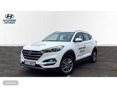 gebraucht Hyundai Tucson 1.7CRDI BD Klass 4x2