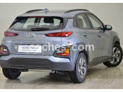 usado Hyundai Kona Hev 1.6 Gdi Dt Klass 141 cv en Valencia