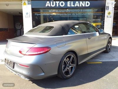 usado Mercedes C43 AMG Cabrio AMG 4MATIC