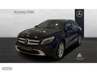 used Mercedes GLA200 d Urban