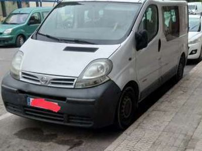 usado Nissan Primastar Combi 6 1.9dCI 3098/2760