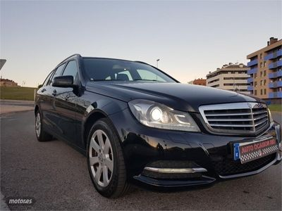 gebraucht Mercedes C250 Clase CCDI Blue Effic. Avantgarde Estate