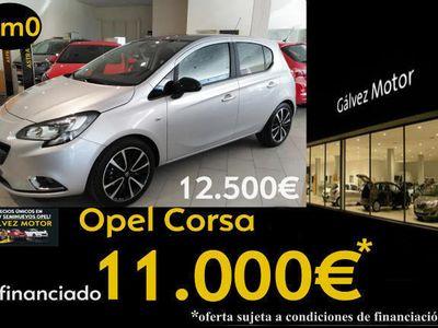 brugt Opel Corsa 1.4 Design Line 90