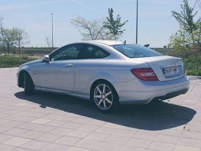 usado Mercedes C180 Coupé BE 7G Plus
