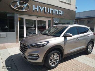 usado Hyundai Tucson 1.6 GDI BD Klass 4x2 131