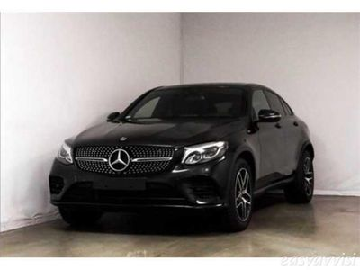 second-hand Mercedes 250 glc coupecgi 4matic amg gasolina