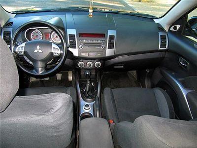 gebraucht Mitsubishi Outlander 2.0DI-D Intense Plus