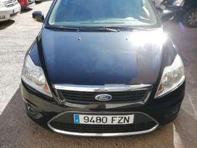usado Ford Focus 1.6TDCi Trend 109