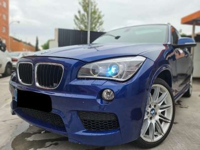 usado BMW X1 xDrive 25dA