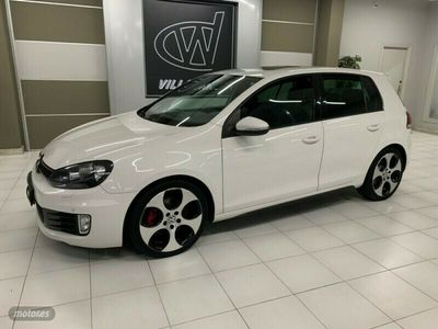 usado VW Golf VI 2.0 TSI 210cv GTI