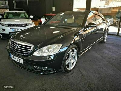 usado Mercedes S600L Clase S