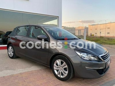usado Peugeot 308 1.6 Bluehdi Allure 120 120 cv en Murcia