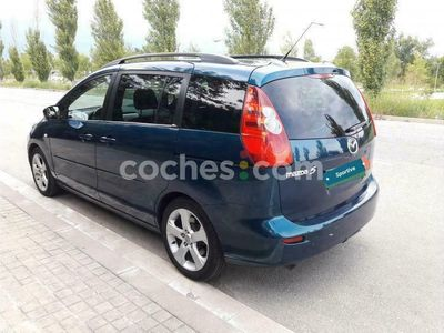 usado Mazda 5 2.0crtd Sportive 143 143 cv en Barcelona