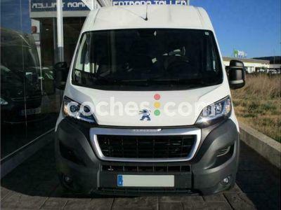 usado Peugeot Boxer Furgón 2.2hdi 335 L3h2 130 130 cv en Valencia