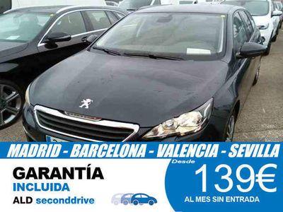 usado Peugeot 308 1.6 BlueHDi Business Line 88 kW (120 CV)