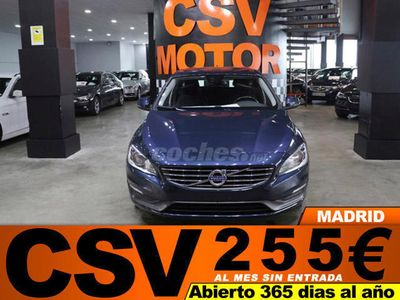 gebraucht Volvo V60 D GEARTRONIC **AUTO, GPS, 272€/MES**