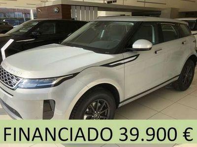 usado Land Rover Range Rover evoque 2.0D MHEV Standard AWD Aut. 150